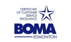 Paladin Security BOMA Edmonton Logo