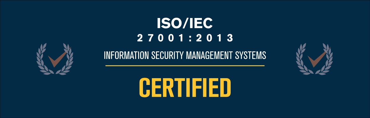 Paladin Receives Certification for ISO 27001 - Paladin Security
