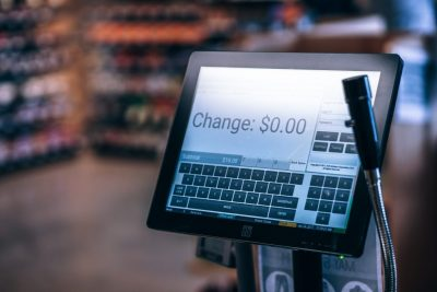 Digital Cash Register