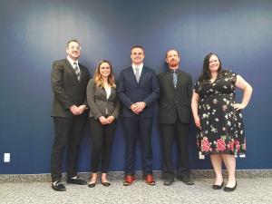 Lethbridge Office Team Photo