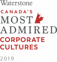 Most Admired Corporate Cultures 2019