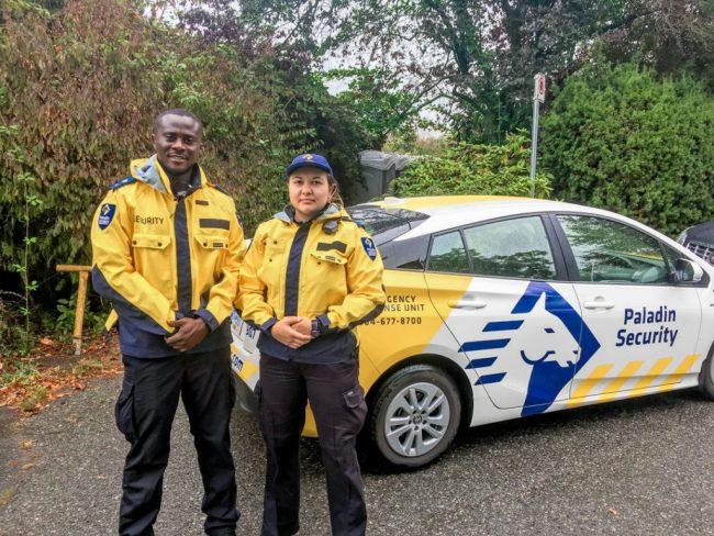 Paladin Security Mobile Patrol