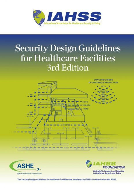 Security Design Guidelines for Healthcare Facilities 3rd Edition