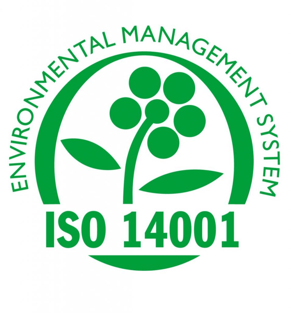 ISO14001 certified security company